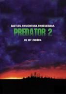 Predator 2 - German Movie Cover (xs thumbnail)