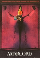 Amarcord - Czech Movie Poster (xs thumbnail)