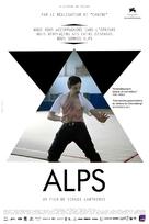 Alpeis - French Movie Poster (xs thumbnail)