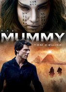 The Mummy - Movie Cover (xs thumbnail)