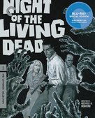 Night of the Living Dead - Blu-Ray movie cover (xs thumbnail)