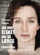 Il y a longtemps que je t'aime - Danish Movie Poster (xs thumbnail)