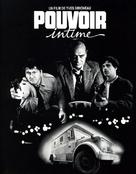 Pouvoir intime - Canadian DVD cover (xs thumbnail)