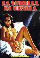 Sorella di Ursula, La - Italian DVD cover (xs thumbnail)