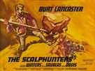 The Scalphunters - British Movie Poster (xs thumbnail)