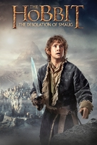 The Hobbit: The Desolation of Smaug - DVD cover (xs thumbnail)