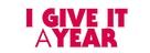 I Give It a Year - Swedish Logo (xs thumbnail)
