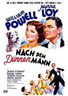 After the Thin Man - German DVD movie cover (xs thumbnail)