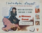A Woman's Secret - Movie Poster (xs thumbnail)