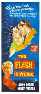 The Flesh Is Weak - Australian Movie Poster (xs thumbnail)