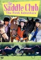 """The Saddle Club"" - DVD cover (xs thumbnail)"