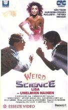 Weird Science - Finnish VHS cover (xs thumbnail)