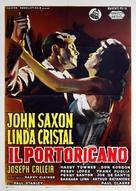 Cry Tough - Italian Movie Poster (xs thumbnail)