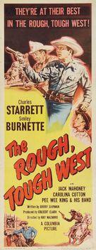The Rough, Tough West - Movie Poster (xs thumbnail)