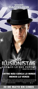 Now You See Me - Chilean Movie Poster (xs thumbnail)