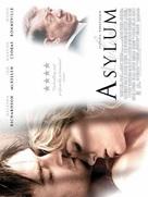 Asylum - British poster (xs thumbnail)