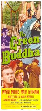 The Green Buddha - Movie Poster (xs thumbnail)