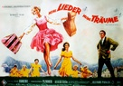The Sound of Music - German Movie Poster (xs thumbnail)