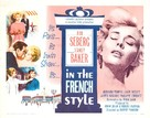 In the French Style - Movie Poster (xs thumbnail)
