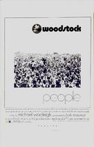 Woodstock - Movie Poster (xs thumbnail)