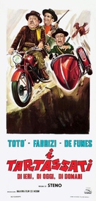 I tartassati - Italian Theatrical poster (xs thumbnail)