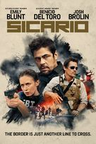 Sicario - Movie Cover (xs thumbnail)