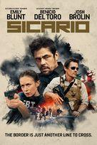 Sicario - Movie Cover (xs thumbnail)