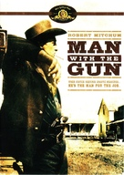 Man with the Gun - DVD cover (xs thumbnail)