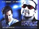 K-PAX - British Movie Poster (xs thumbnail)
