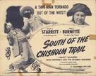 South of the Chisholm Trail - Movie Poster (xs thumbnail)