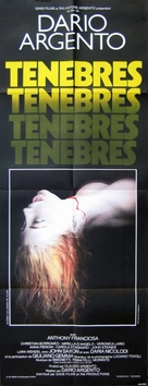 Tenebre - French Movie Poster (xs thumbnail)