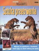 """Walking with Beasts"" - Polish poster (xs thumbnail)"