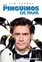 Mr. Popper's Penguins - Argentinian Movie Poster (xs thumbnail)