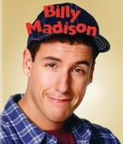 Billy Madison - Blu-Ray cover (xs thumbnail)