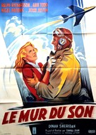 The Sound Barrier - French Movie Poster (xs thumbnail)