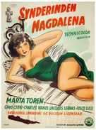 Maddalena - Danish Movie Poster (xs thumbnail)