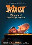 Astérix: Le secret de la potion magique - Czech Movie Poster (xs thumbnail)