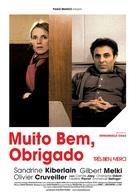 Trés bien, merci - Portuguese poster (xs thumbnail)