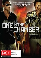 One in the Chamber - Australian DVD cover (xs thumbnail)