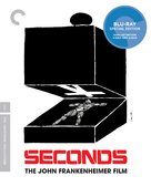 Seconds - Blu-Ray movie cover (xs thumbnail)