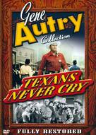 Texans Never Cry - DVD cover (xs thumbnail)