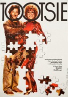Tootsie - Czech Movie Poster (xs thumbnail)
