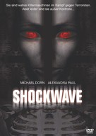Shockwave - German DVD cover (xs thumbnail)