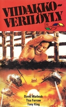 L'ultimo cacciatore - Finnish VHS cover (xs thumbnail)