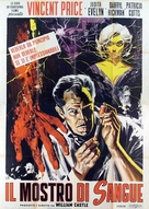 The Tingler - Italian Movie Poster (xs thumbnail)
