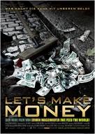 Let's Make Money - German Movie Poster (xs thumbnail)