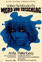 Mord und Totschlag - German Movie Poster (xs thumbnail)