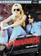 The Runaways - French DVD cover (xs thumbnail)