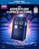 An Adventure in Space and Time - Blu-Ray cover (xs thumbnail)