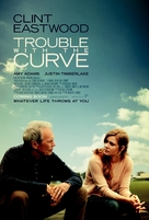 Trouble with the Curve - British Movie Poster (xs thumbnail)